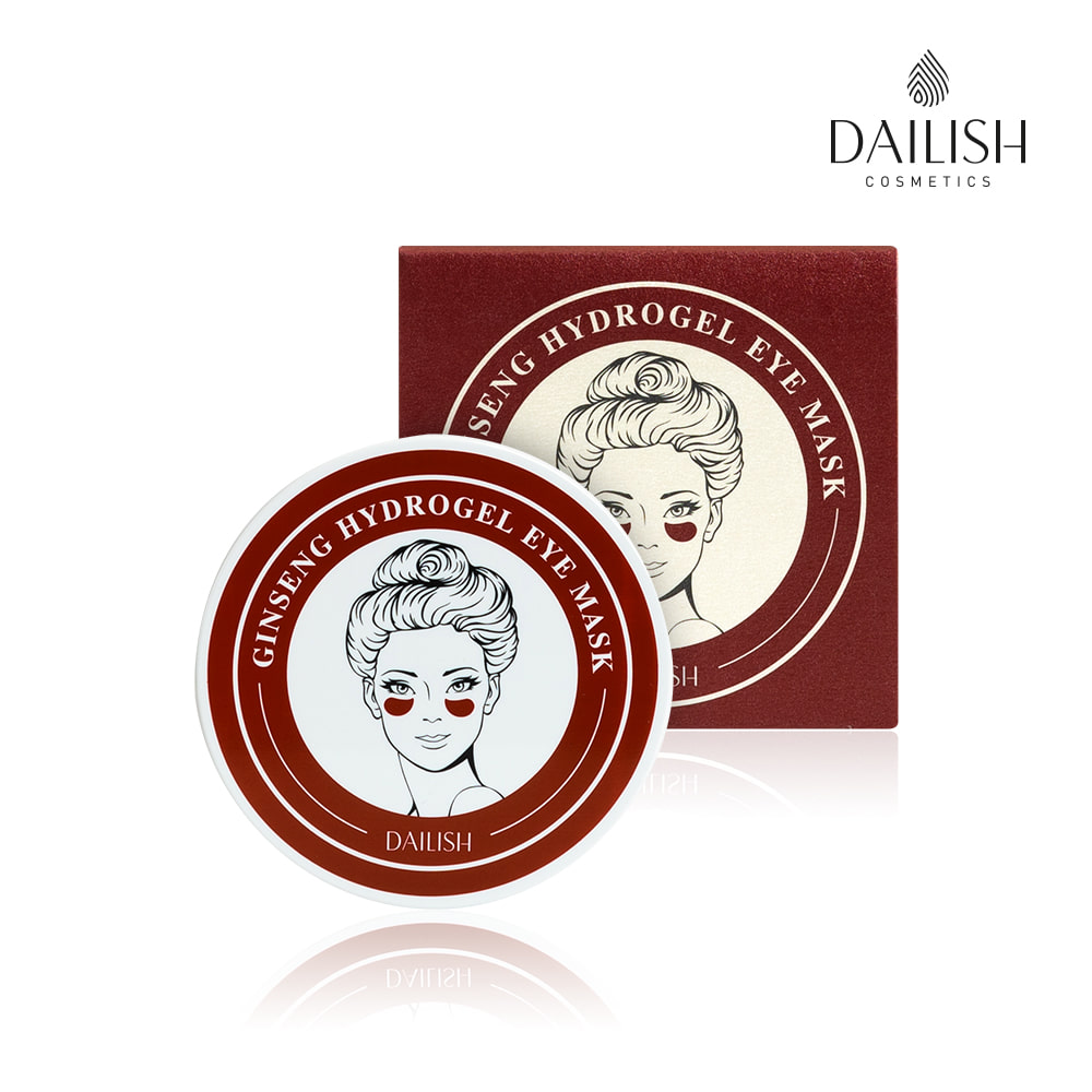 DAILISH Ginseng Hydrogel Eye Mask
