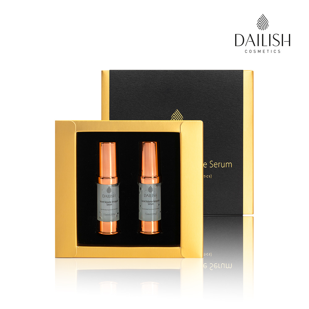 DAILISH Secret Volume Ampoule Serum
