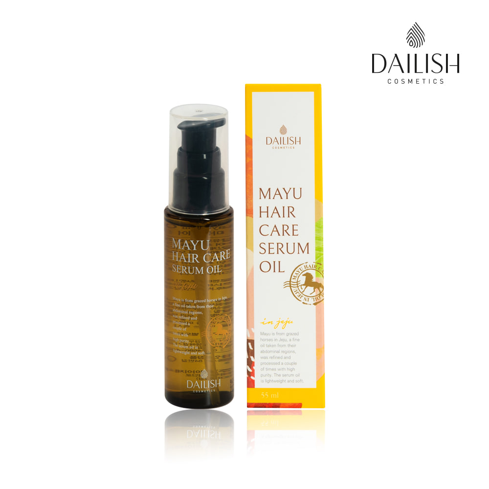 Mayu Hair Care Serum Oil (55ml)