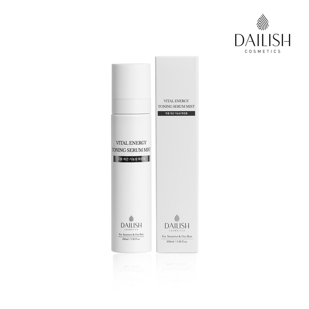 DAILISH Vital Energy Toning Serum Mist