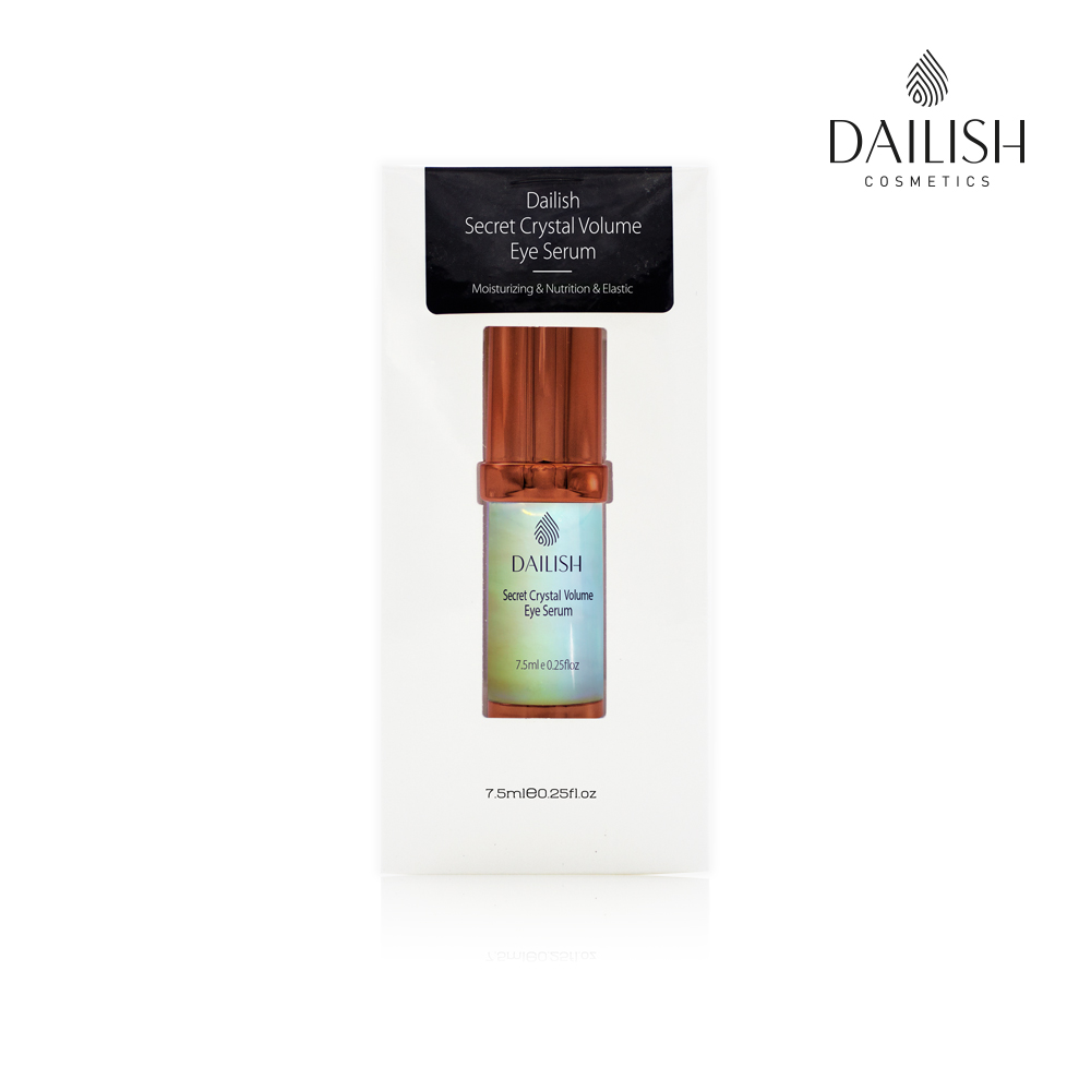 DAILISH Secret Crystal Volume Eye Serum